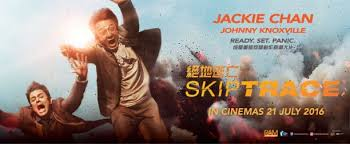Seeking Johnny Knoxville Skiptrace Jackie Chan Johnny Knoxville Bound Across China
