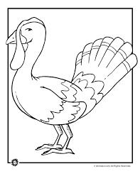 farm animal coloring pages turkey animal jr