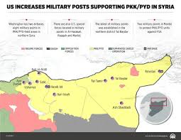 Isw Blog September 2015 by Us Increases Military Posts Supporting Pkk Pyd In Syria Anadolu