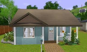 Small Cute Houses by Sims 3 House Building Starter Home Lovely Begin Youtube