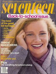 Offscreen Magazine Issue 17 by October 1979 Cover With Tara Fitzpatrick Favorite Seventeen