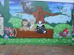 graffiti murals slide title write your caption here button garden wall graffiti mural
