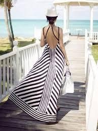 best 25 striped maxi dresses ideas on pinterest nautical maxi