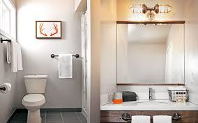 interior 47 breathtaking industrial bathroom lighting vintage