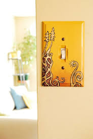 painted light switch covers creative ways to decorate your light switches