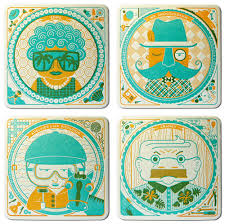 Cool Coasters Best Of Life Seen All Week Cool Coasters