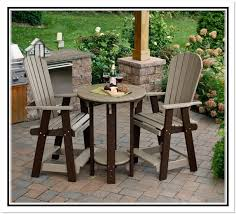 high table patio set patio awesome high top tables bar for stylish house furniture