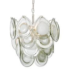 Muriel Chandelier Regina Andrew Lighting Bubbles Smoke Chandelier