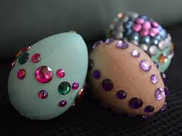Easy Easter Decorations To Make At Home 15 Easter Egg Decorating Ideas That Go Beyond Dye Hgtv U0027s