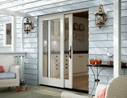 back door glass pocket doors with glass style pocket doors with glass by frame