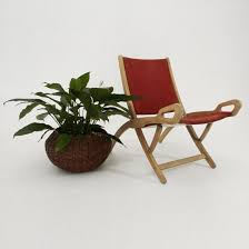 ninfea folding chair by gio ponti for fratelli reguitti 1950s