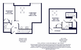 Arlington House Floor Plan by 2 Bed Flat For Sale In Park Lodge Avenue West Drayton Ub7