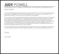cover letter for applying online mid career applying online