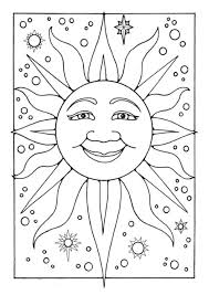 Sun In Summer Coloring Pages Disney Coloring Pages Summertime Coloring Pages