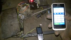 diy engineering projects mobile phone controlled gate valve agricultural engineering