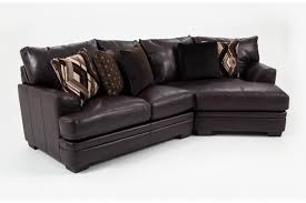 ritz 2 piece sectional with right arm facing cuddler chaise