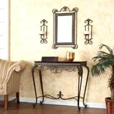 console table and mirror set console table with mirror entryway table mirror set southern