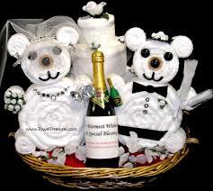 bridal shower gift basket with poem 99 wedding ideas