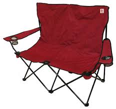Deluxe Camping Chairs Double Folding Camping Chair Big Strong Free Delivery Navy