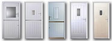 Cottage Doors Exterior Replacement Front Doors