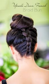 images of black braided bunstyle with bangs in back hairstyle 21 braids for long hair that you ll love