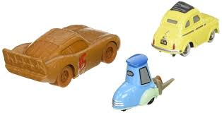 cars characters yellow amazon com disney pixar cars 3 lightning mcqueen as chester