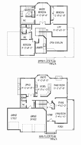 two story house blueprints modern house plans plan for two story beautiful two storey houses