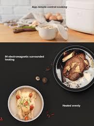 original xiaomi mijia ih 2 4ghz wifi multifunction rice cooker ac