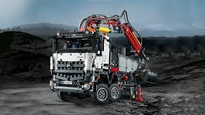 mercedes truck 2016 42043 mercedes benz arocs 3245 products lego technic lego