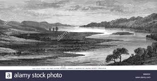 zulu war 1879 lower thukela river from a sketch by lord