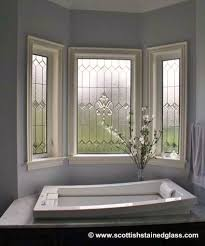 Best Bathroom Stained Glass Images On Pinterest Stained Glass - Bathroom window designs