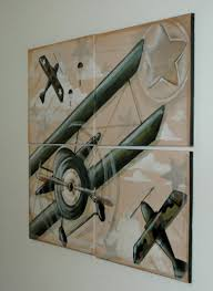 austinartworks com airplane artfor kids babies each canvas is 16x20 inches