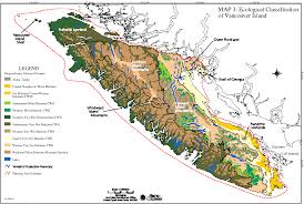 Map Of Bc Area Detail Maps Of Thetis Island Gulf Islands Pacific Northwest