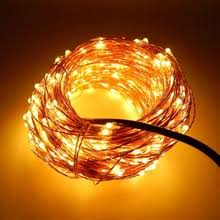 copper wire led lights bright longest 50m 500leds firefly starry led copper wire string