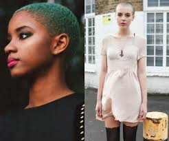 photos of short hair for someone in their sixes 8 cool easy ways you can style an ultra short haircut gurl com