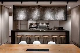 Office Kitchen Design A Space That Encourages Collaboration Icrave S Nyc Office