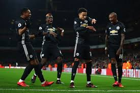 Manchester United Arsenal 1 Manchester United 3 As Lingard Brace Helps 10