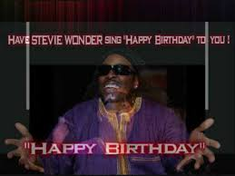 stevie wonder happy birthday stevie wonder sings happy birthday to you at your party www