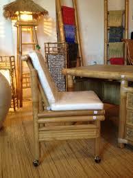 bureau en bambou bureau en bambou