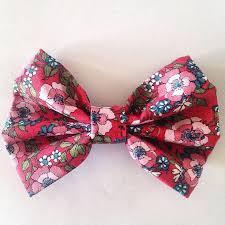 fabric bows 27 best hair bows images on hair barrettes hair