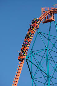 10 best roller coasters from cesar chavez high titans