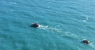 coast guard rescues another boat today with video news blog