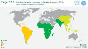 Target World Map by Projecting Progress Reaching The Sdgs By 2030 U2013 Deliver 2030