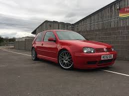 reduced 2002 volkswagen golf gti 1 8t auq anniversary limited