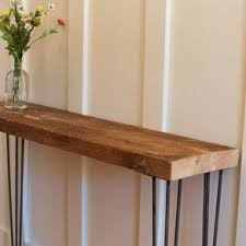 Wood Entry Table New 90 Wood Entry Table Design Ideas Of Best 25 Rustic Console