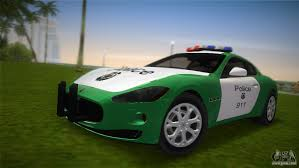 maserati green maserati for gta vice city