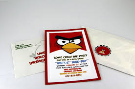 Angry Bird Invitations Templates Ideas I Do On A Dime Angry Birds Party