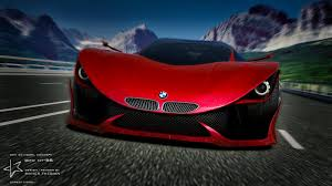 bmw supercar concept bmw python mt 58 wallpaper and background 1600x900 id 353565