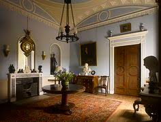 scottish homes and interiors cawdor castle dining room celtic castles
