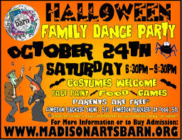 halloween dance images halloween family dance party u2013 friends of madison youth at the